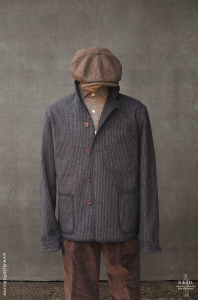 Meeker Jacket - Browns Beach Wool - S, M, L