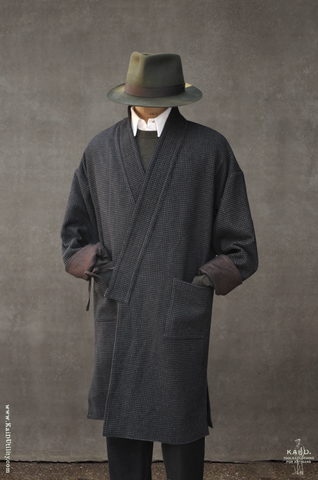 Japanese Farmer Coat - Rodin - S, M, L