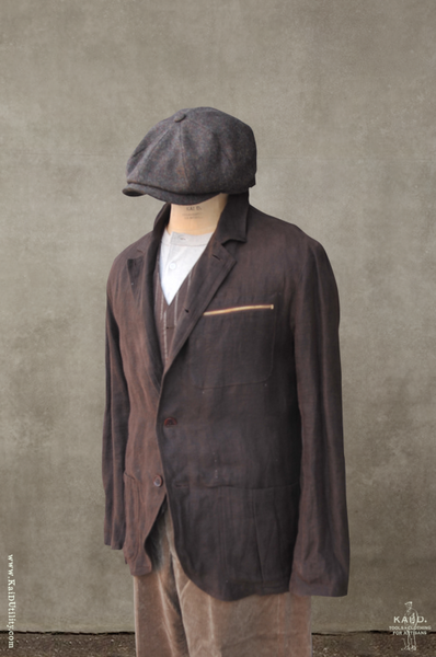 Truffaut Jacket - Oil Wax Cotton - M