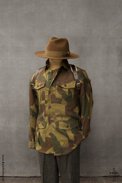 Adventurer Jacket - Camouflage - S, M, L, XL, XXL