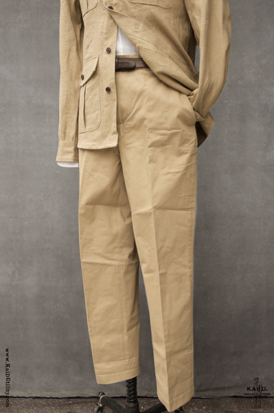 Full Cut Summer Chino - Sand - 32