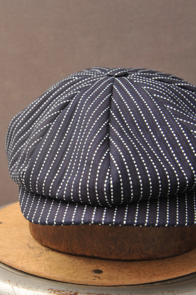 Tommy Hat - Wabash Stripe - M, L, XL