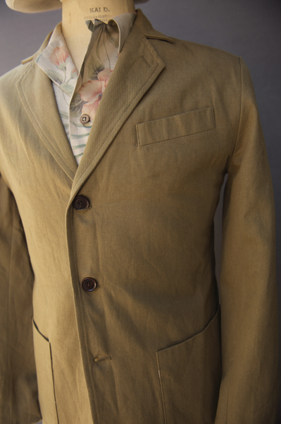 Shoemaker's Jacket - Safari khaki - S, M, L, XL