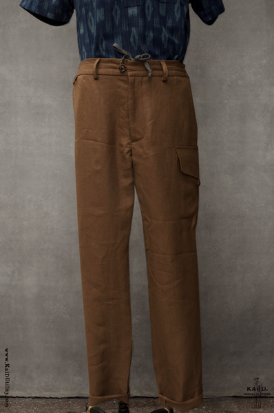 Lukas Pants - Walnut Brown - 30, 32, 34, 36
