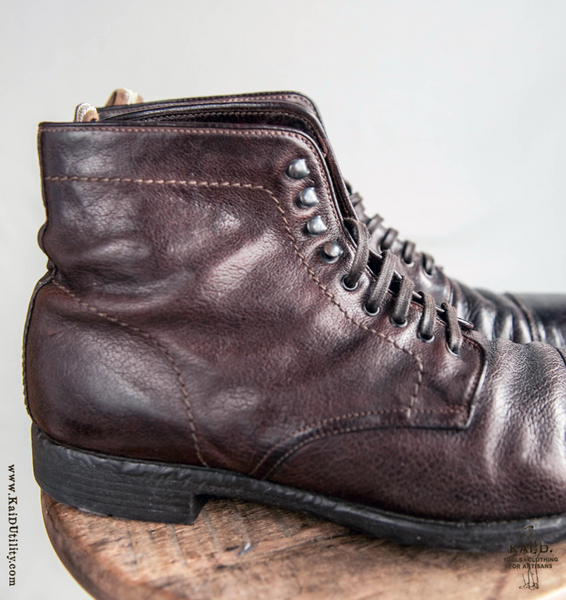 Pre-owned Officine Creative Boots - 10