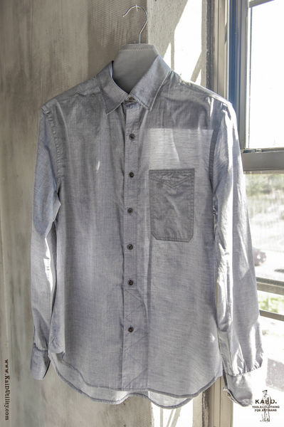 Feather Weight Cotton Lawn Marlin Shirt