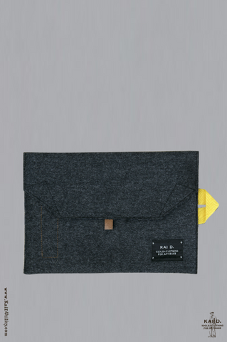 Wool Felt iPad Case