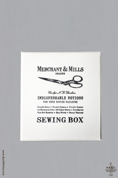 Sewing Box by Merchant and Mills
