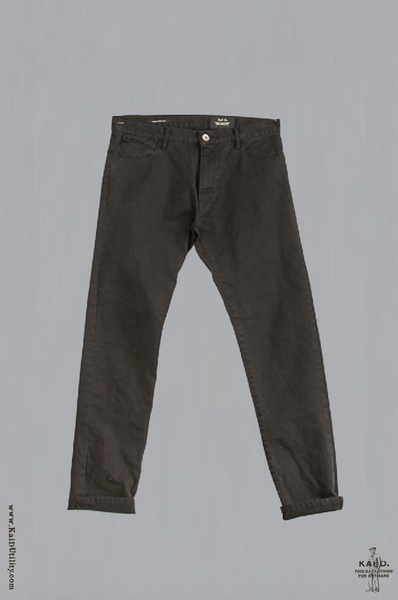 Stretch Twill Linden Pants - Black - 30, 38