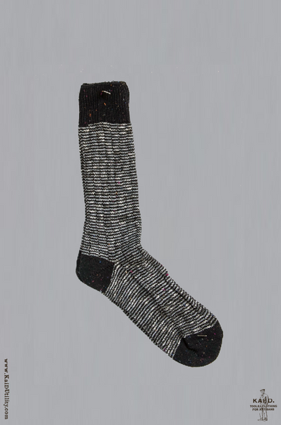 Melchior Striped Socks