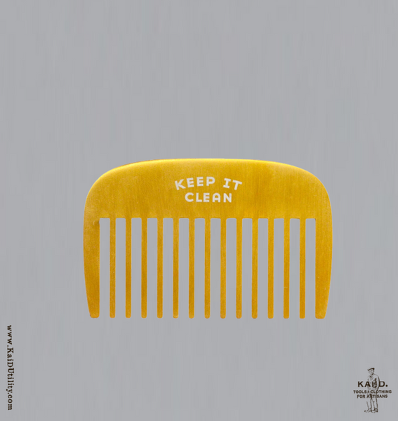 Keep It Clean Comb