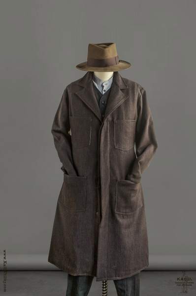 Chagall Wool Coat