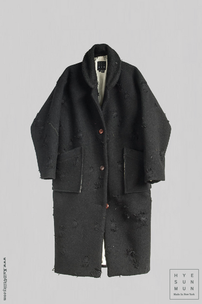 Bernice Wool Coat