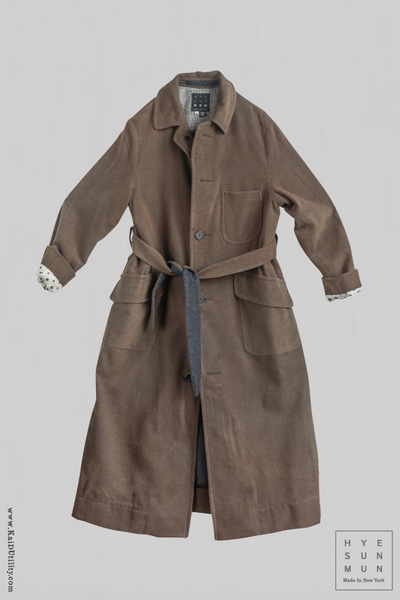 Sontag Wool Coat - Small