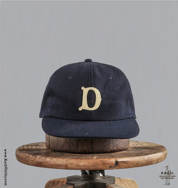 Umpire Six Panel Cap - Navy