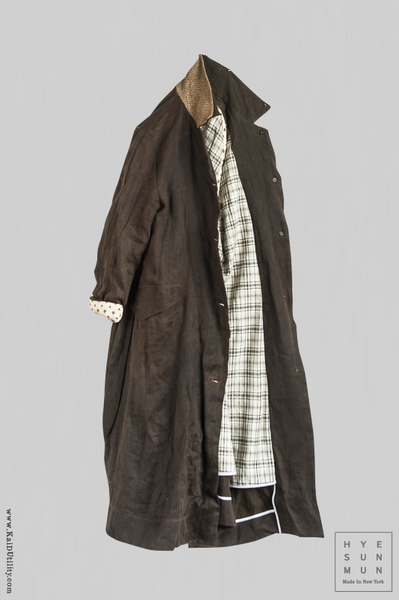 Sontag Waxed Cotton Coat - Small