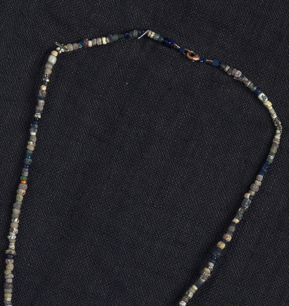 Handmade Beaded Necklace - Mali