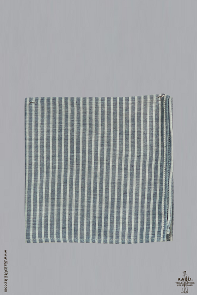 Double Weave Cotton Pocket Square