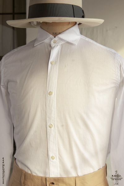 Cassady Shirt - White - 45