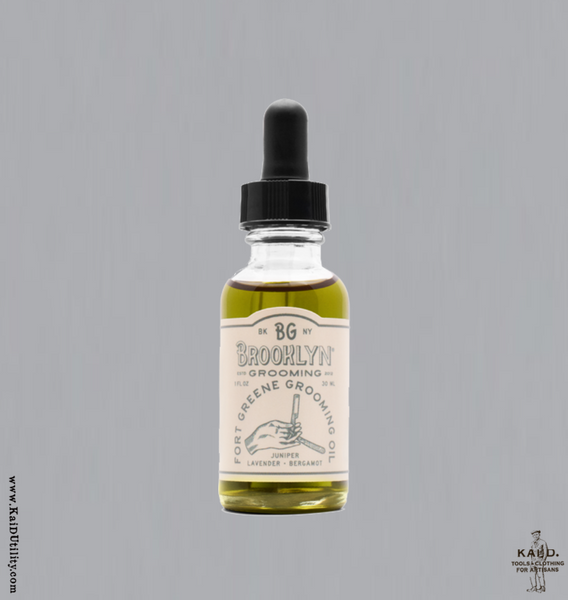Fort Green Beard Oil