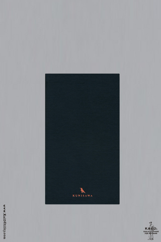 Kunisawa Notebook - Black