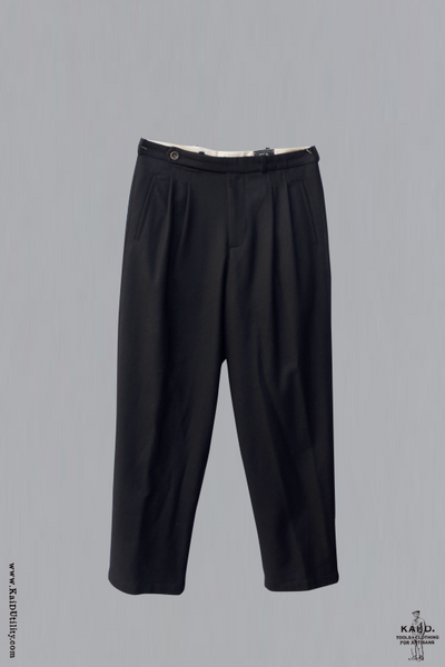 Wide Leg Matisse Pants - Ultra Soft Wool - 32, 34, 36