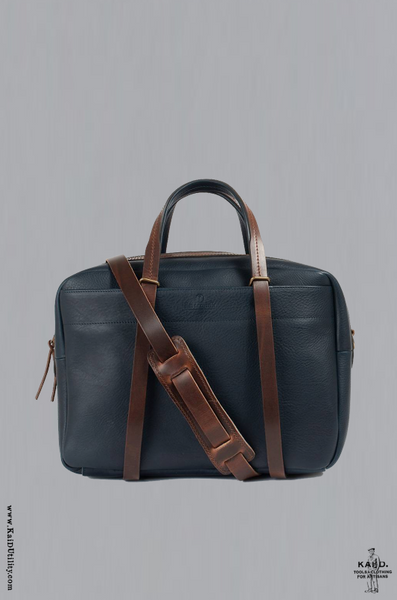 Report Business Bag - Navy