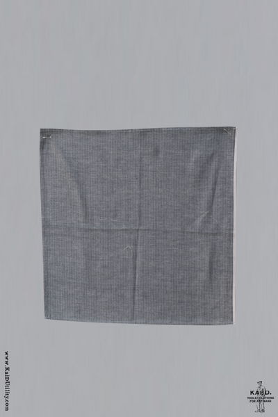 Selvage Cotton Pocket Square