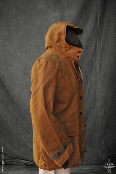 Snow Parka - Wax Gold - XL