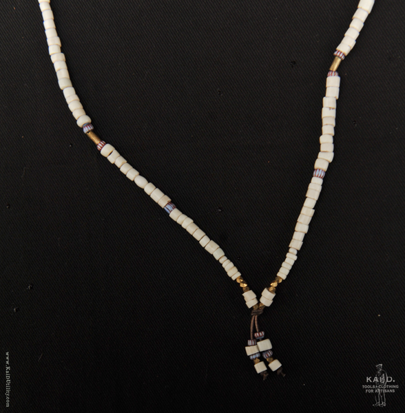 Handmade Beaded Necklace - Casablanca