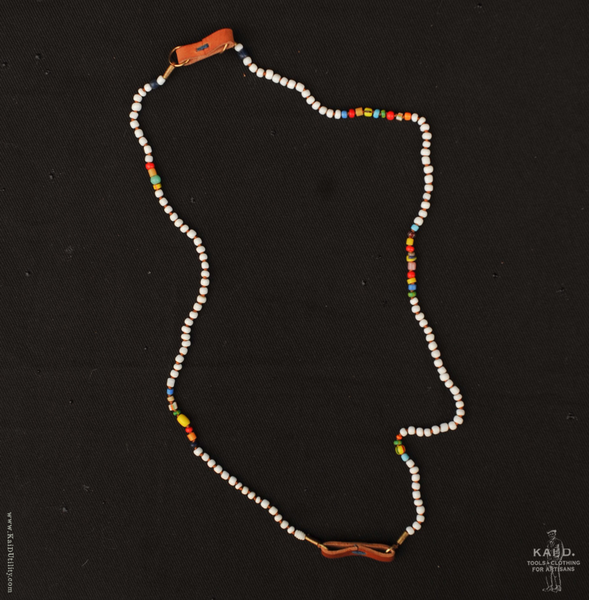 Handmade Beaded Necklace - Alexandria