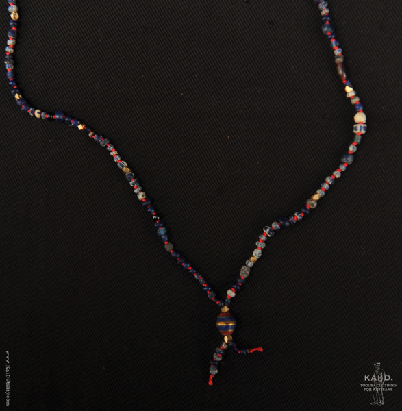 Handmade Beaded Necklace - Sakkara