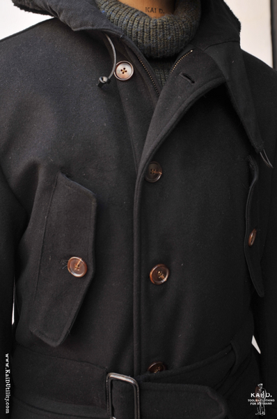 Explorer Parka - Black - S, M, L, XL