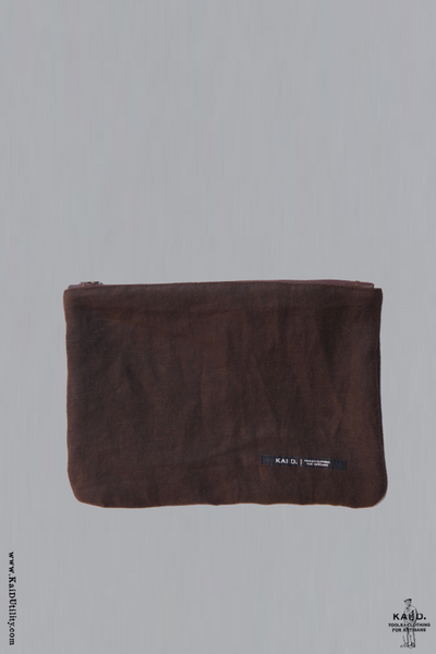 Hold All Utility Pouch - Waxed Cotton