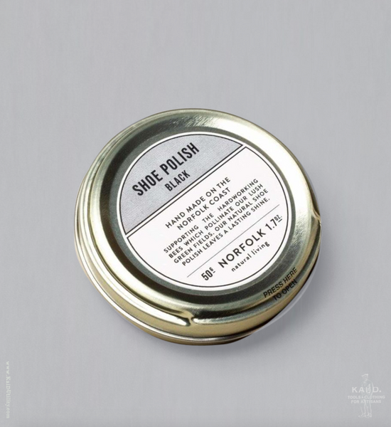 Shoe Polish - Black