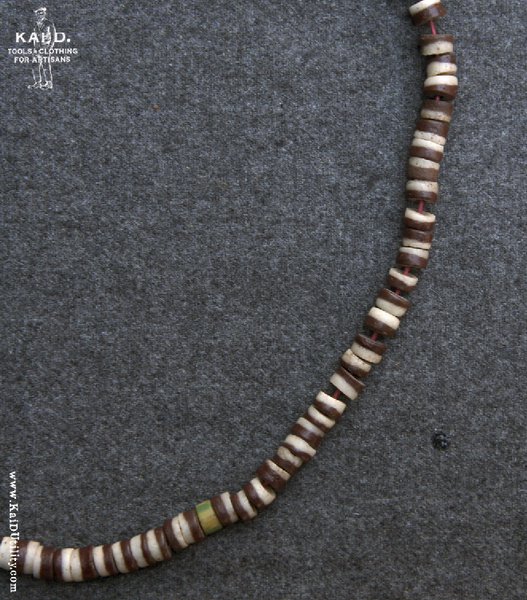 Brown Gashi Beads