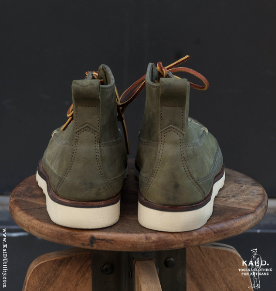 Oakstreet Bootmakers Camp Boot - 11 1/2