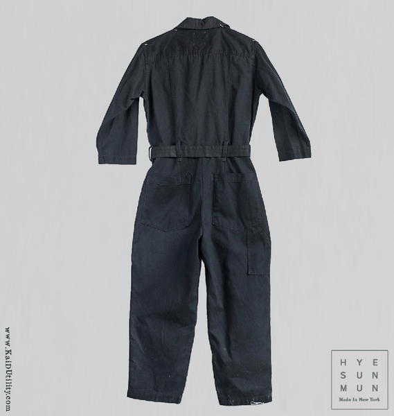 Garment Dyed Earhart Jumpsuit