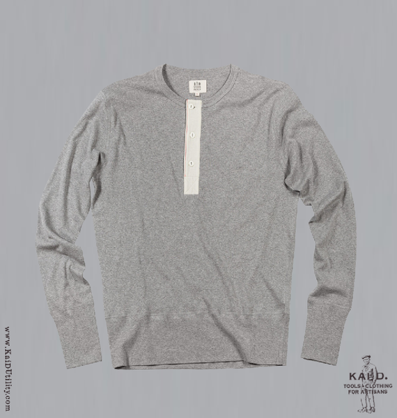Henley Harri - Grey Heather