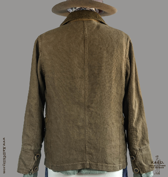 Overdyed Carnarvon Jacket