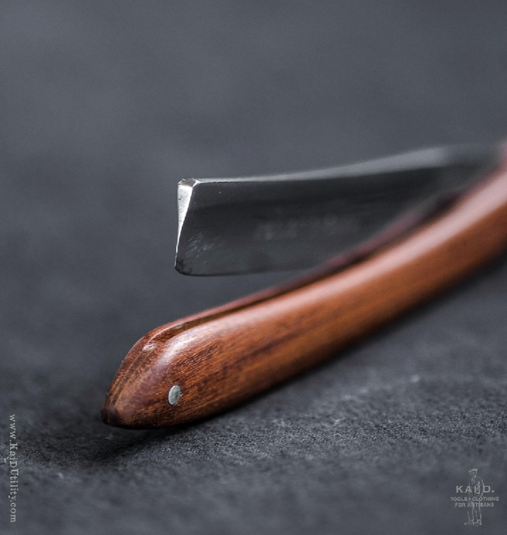 Restored Straight Razor - ERN