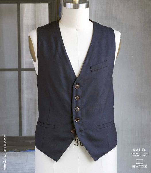 Beacon Wool Vest