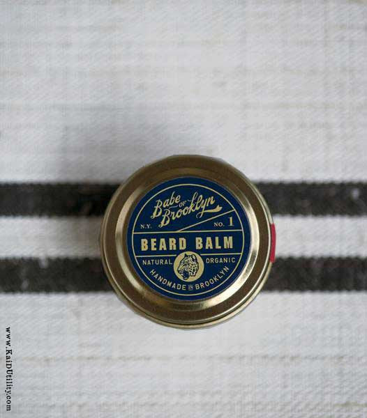 Babe of Brooklyn Beard Balm No. 1
