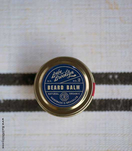 Babe of Brooklyn Beard Balm No. 2