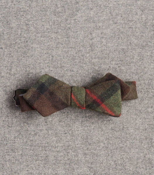 Scottish Plaid Bowtie