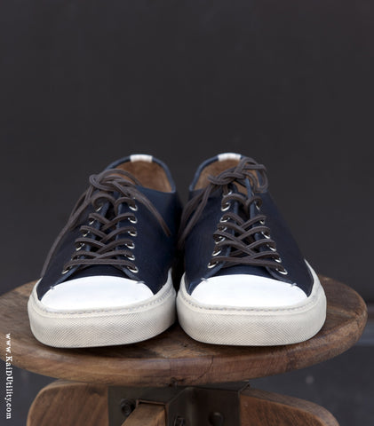 Pre-owned Buttero Leather Sneakers - 12