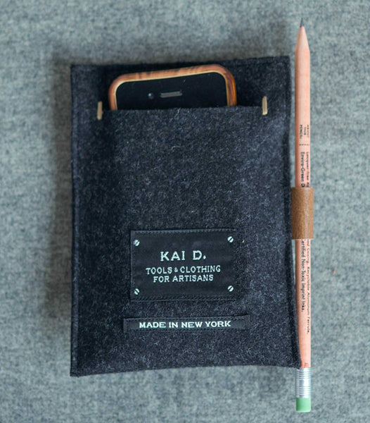 Wool Felt Notebook / Passport Sleeve