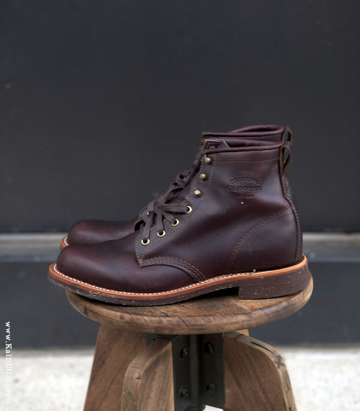Pre-owned Chippewa Logger Boots - 9