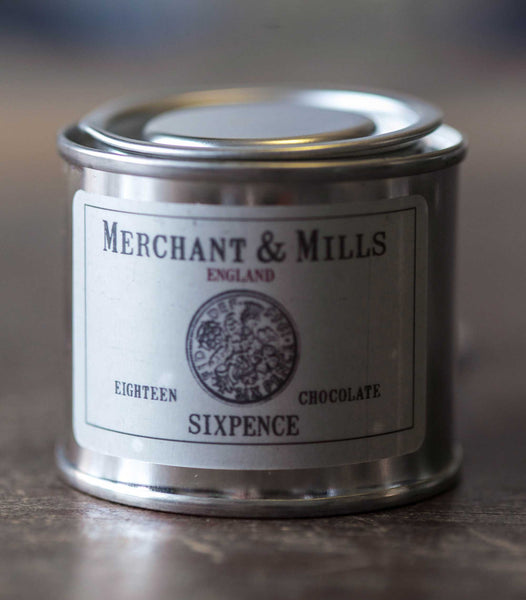 Tin of Sixpences Chocolate