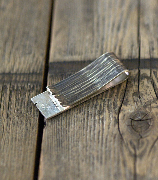 Money Clip - Silver
